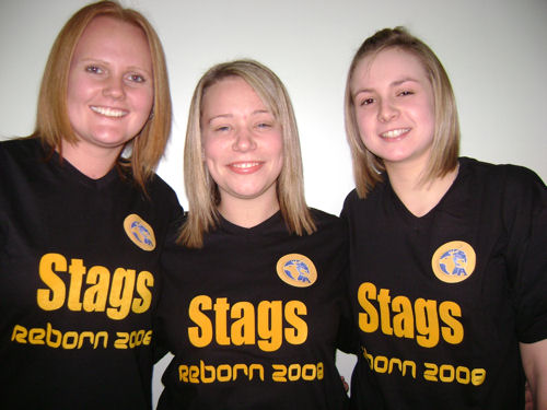 Stags Reborn T-Shirt